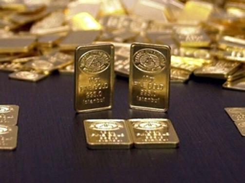 Altın, 3 haftanın en yükseğini gördü