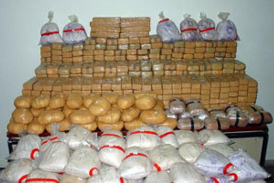 Edirne'de 133 kilo eroin ele geçirildi