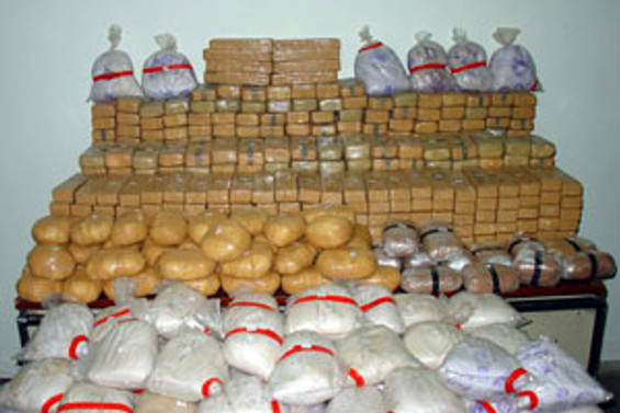 İstanbul'da 250 kilogram eroin yakalandı