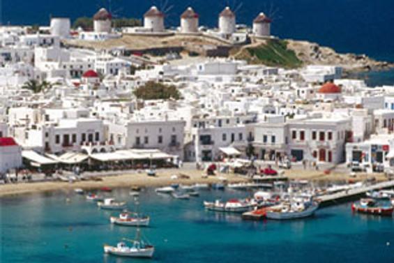 Ege kıyıları turisti Yunan adalarına kaptırıyor