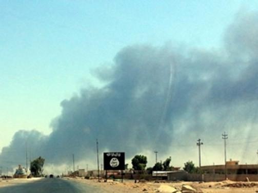 Enbar'da 37 IŞİD militanı öldürüldü