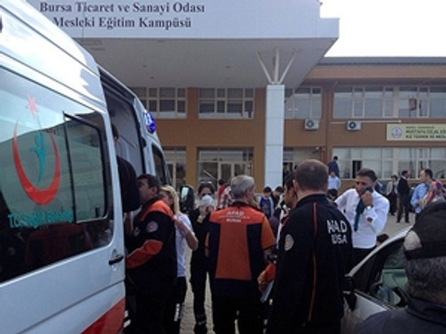 Kokudan etkilenen 30 öğrenci hastanelik oldu!