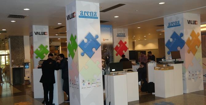 Arena, kurumsal çözümlerini 'Bilişim Zirvesi'nde tanıttı