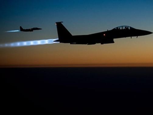 IŞİD hedeflerine hava saldırıları sürüyor
