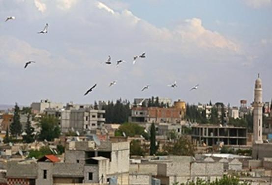 Enerji geçiş hattı: Kobani