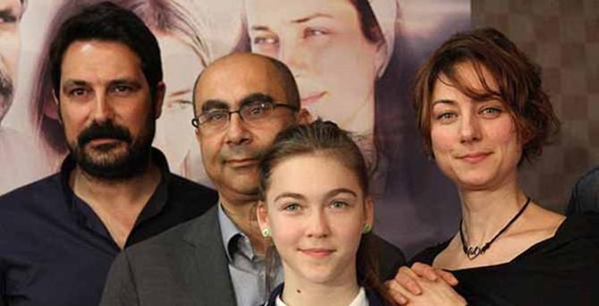 """""""Balık"""" filminin galası Bursa'da yapıldı"""