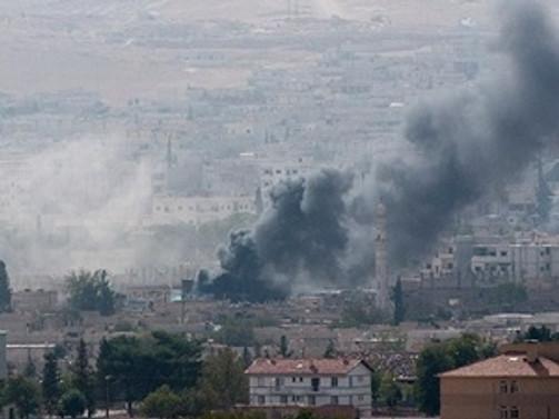 Kobani'den 545 yaralı geldi