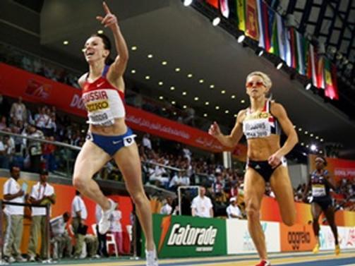 Avrupa'da yılın atletleri belirlendi