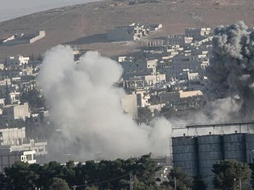 IŞİD hedeflerine 9 yeni hava saldırısı