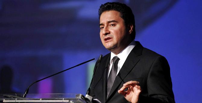 'Kaynak' tartışmasına Babacan da katıldı