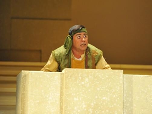 "Süreyya Operası'nda ""Midas'ın Kulakları"""