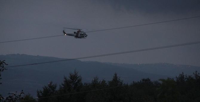 Kayıp helikopterden kötü haber: 4 mürettebat şehit oldu