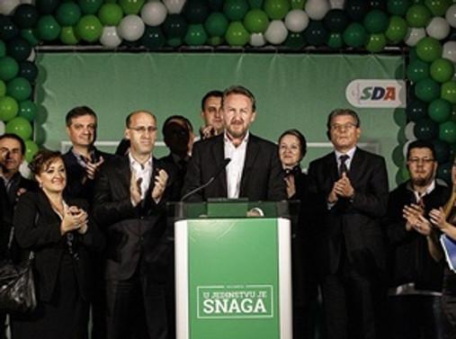 Bosna'da lider güç biz olacağız