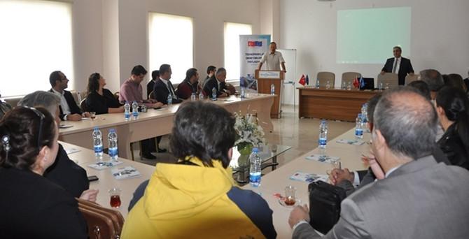 Teknopark yöneticileri Elazığ'da toplandı