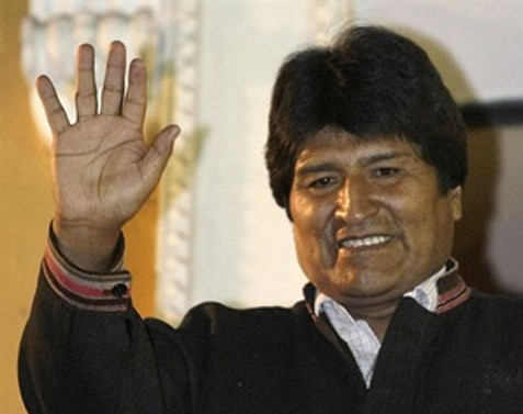 Bolivya'da üçüncü Morales dönemi