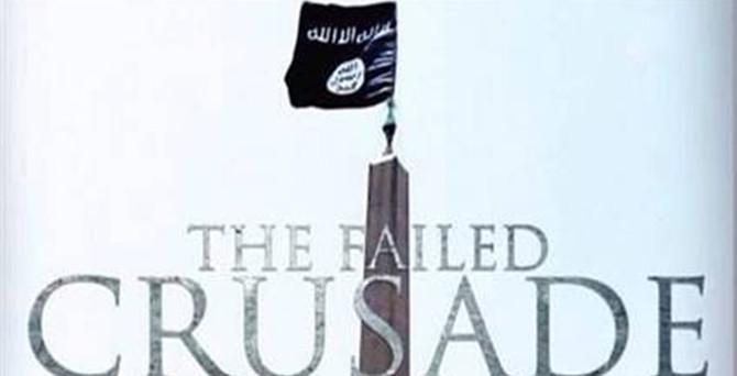 IŞİD'den Vatikan'a bayrak