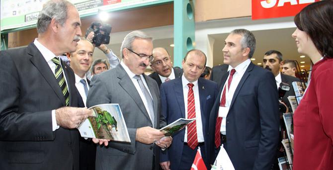 Tarım ve hayvancılık sektörü Bursa'da buluştu