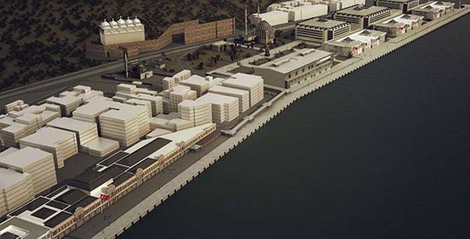 ÖİB'den 'Galataport' açıklaması