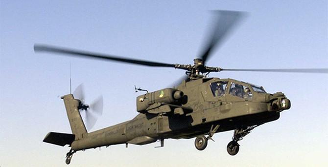 ABD, Mısır'a 'Apache' verecek