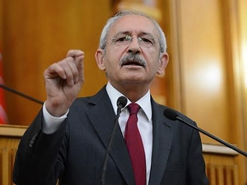 """""""AKP'nin adı var kendisi yok"""""""