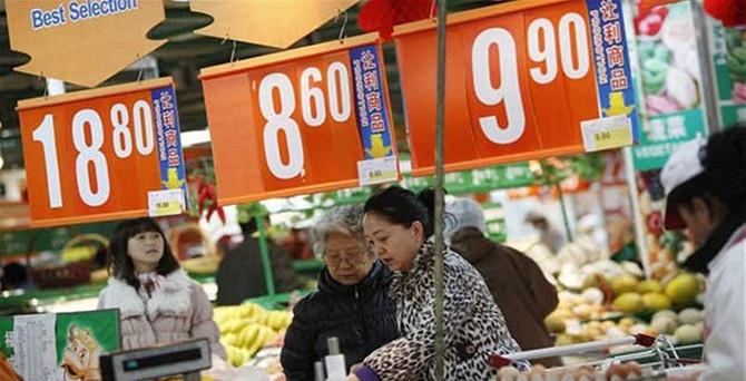 Çin'de  son 5 yılın en yavaş büyümesi
