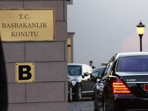 Davutoğlu, Başbakanlık Resmi Konutu'na taşındı