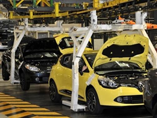 Renault'nun Cezayir'deki fabrikası açıldı