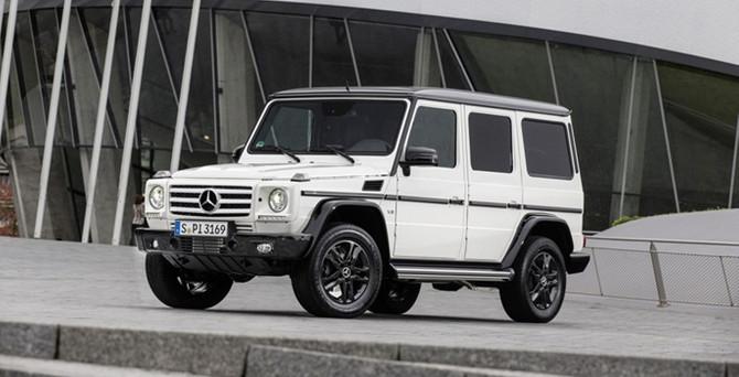 Mercedes'ten 35'inci yıla özel seri