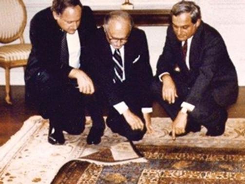 Beyaz Saray 'Ermeni Halısı'nı sergileyecek