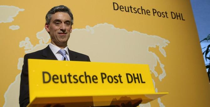 DHL'den Türkiye'ye 100 milyon euro'luk yatırım