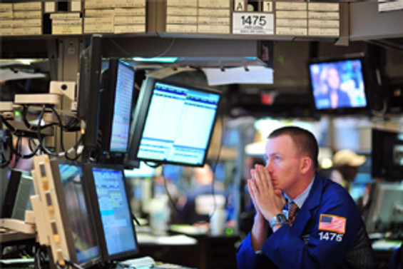 ABD borsaları güne düşüşle başladı