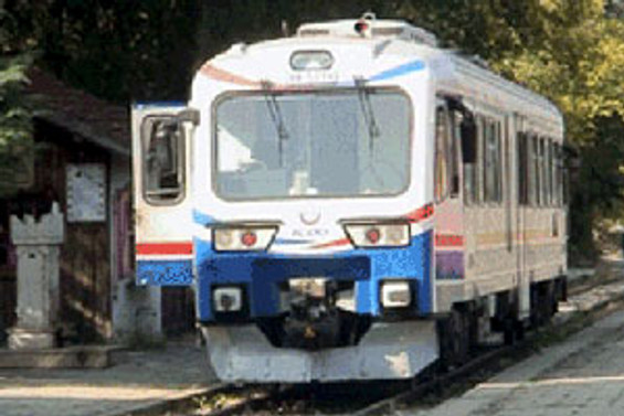 Kütahya-Eskişehir ray otobüsü seferleri yeniden düzenlendi