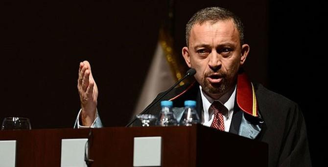 İstanbul Barosu yeniden 'Kocasakal' dedi