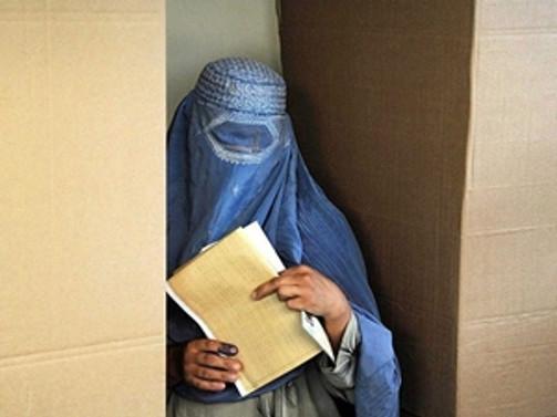 Burka yasağı kaldırıldı