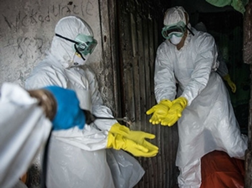 Ebola'dan ölenlerin sayısı 6 bini aştı
