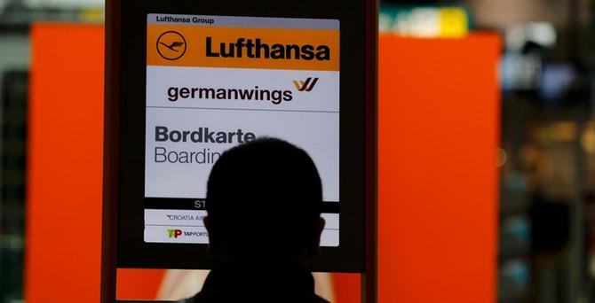 Lufthansa'da pilotlar grev yapacak