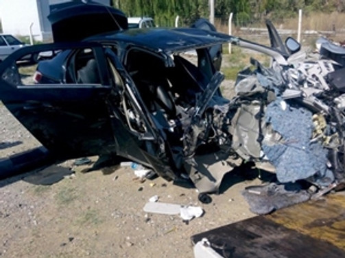 Başkent'te feci kaza: 5 ölü, 1 yaralı