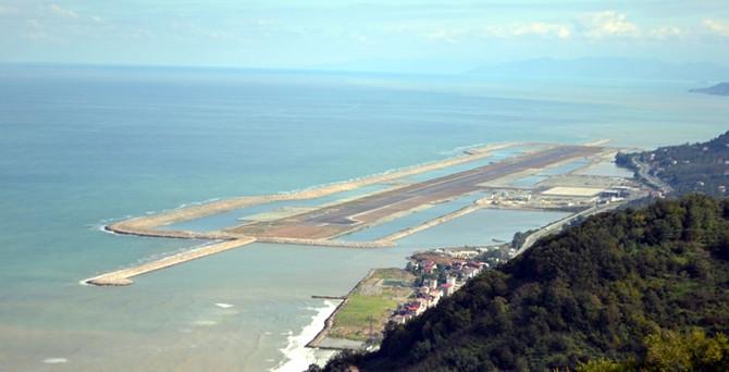 Ordu-Giresun Havalimanı'na 90 milyon liralık ek ödenek