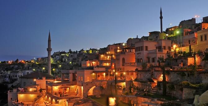 Kapadokya'nın küçük otelleri zirve yaptı