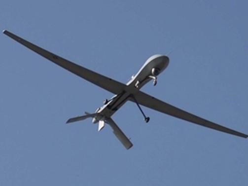 Fransa'ya ait insansız hava aracı düştü