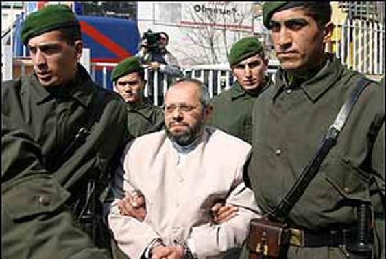 Metin Kaplan 7,5 yıl hapis cezasına çarptırıldı