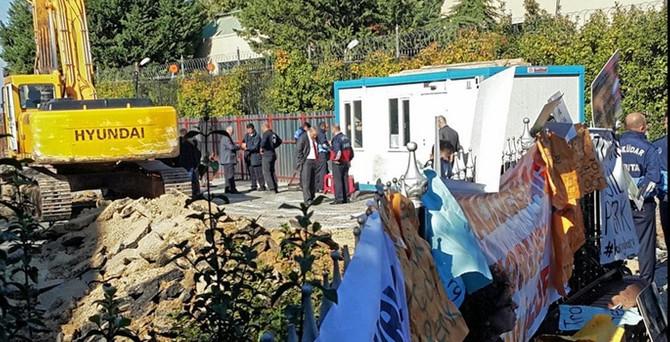 Validebağ'a mahkemeden durdurma kararı!