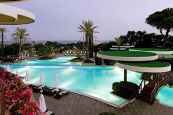 20 Türk oteli en iyi 100'ün arasında