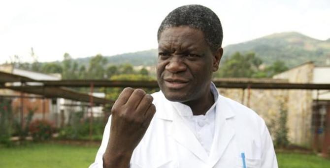 Sakharov ödülü Kongolu doktorun