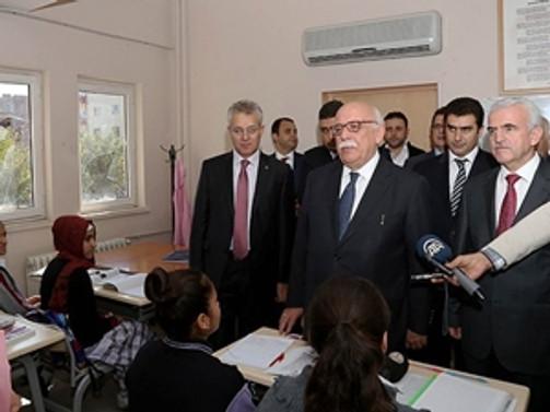 'Yakılan okullar için 65 milyon lira kaynak ayrıldı'