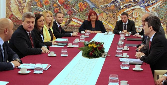AB'den Makedonya'ya imar desteği