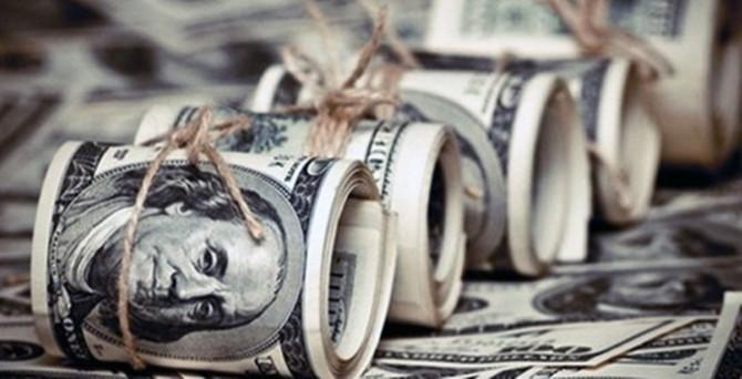 Dolar son bir ayın en düşüğüne geriledi