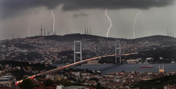 Belediye uyardı! Fırtına geliyor