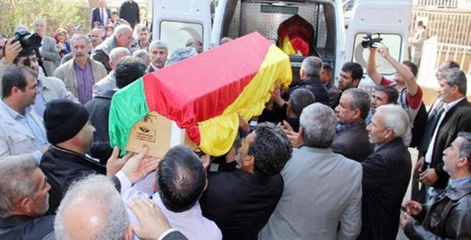 Yaralı YPG'liler hastanede öldü