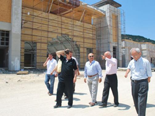Sarar, Bilecik'te 50 milyon dolarlık AVM inşa ediyor